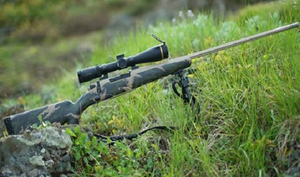 Weatherby's new Backcountry Ti